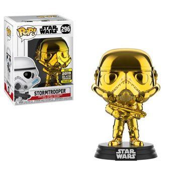 image de Stormtrooper (Gold Chrome) [Galactic Convention]