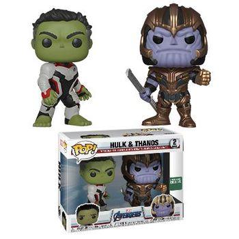 image de Hulk & Thanos (2-Pack)
