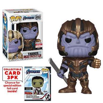 image de Thanos (Endgame) (Collectible Cards)