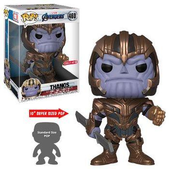 image de Thanos (Endgame) (10-Inch)