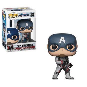 image de Captain America (Quantum Realm Suit)