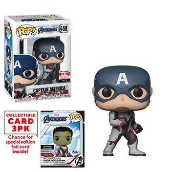 image de Captain America (Quantum Realm Suit) (Collectible Cards)