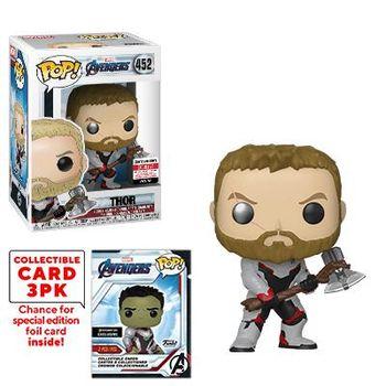 image de Thor (Quantum Realm Suit) (Collectible Cards)