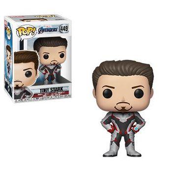 image de Tony Stark (Quantum Realm Suit)