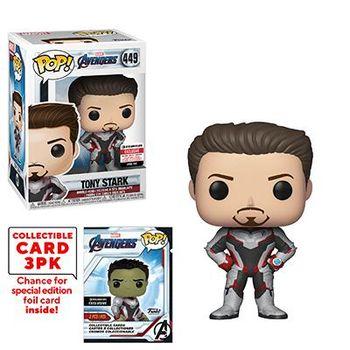 image de Tony Stark (Quantum Realm Suit) (Collectible Cards)