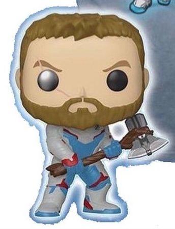 image de Thor (Quantum Realm Suit) (Glow in the Dark)