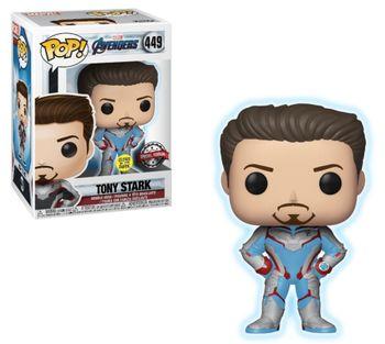 image de Tony Stark (Quantum Realm Suit) (Glow In The Dark)
