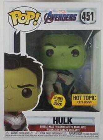 image de Hulk (Quantum Realm Suit) (Glow in the Dark)