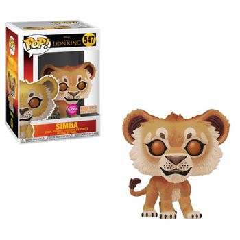 image de Simba (Live Action) (Flocked)