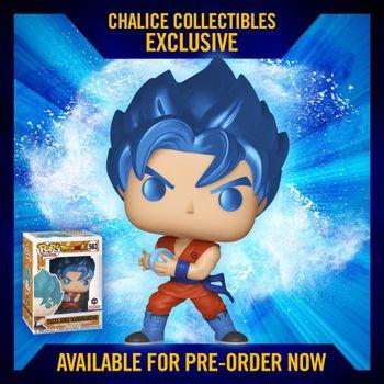 image de SSGSS Goku (Kamehameha)