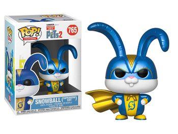 image de Snowball (Superhero Suit)