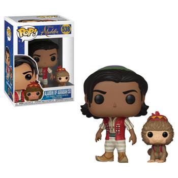 image de Aladdin Of Agrabah With Abu