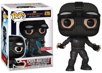image de Spider-Man (Stealth Suit, Goggles Up)