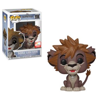 image de Sora (Lion Form)