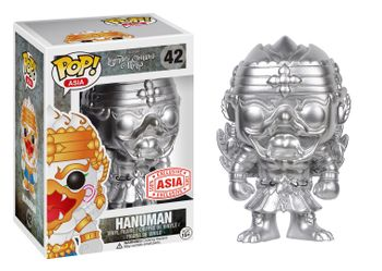 image de Hanuman (Silver)
