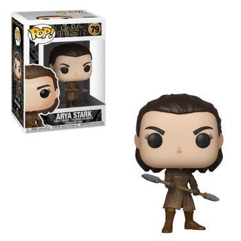 image de Arya Stark (w/ Two-Headed Spear)
