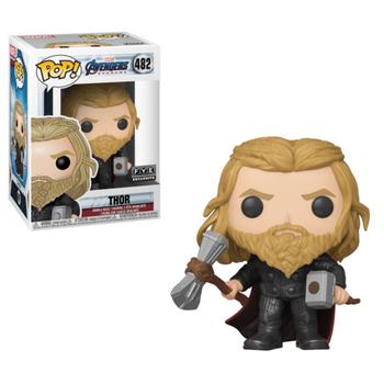image de Thor (w/ Mjolnir & Stormbreaker)