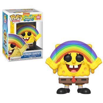 image de Spongebob Squarepants (with Rainbow)