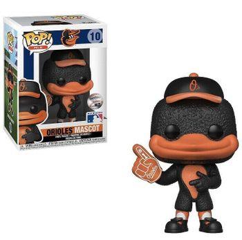 image de Orioles Mascot