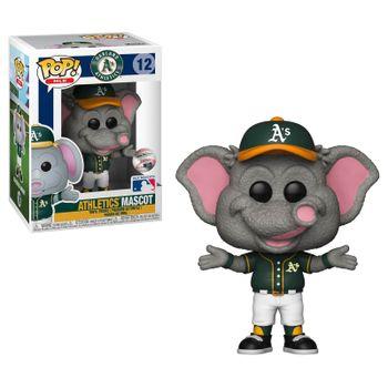 image de Athletics Mascot