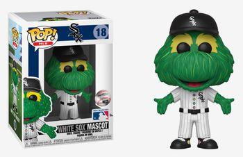 image de White Sox Mascot