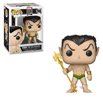 image de Namor, The Sub-Mariner (First Appearance)