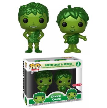 image de Green Giant & Sprout (Metallic 2-Pack)