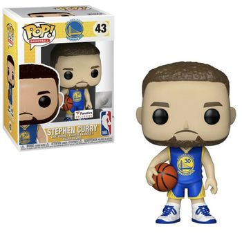 image de Stephen Curry (Golden State Warriors - Blue)