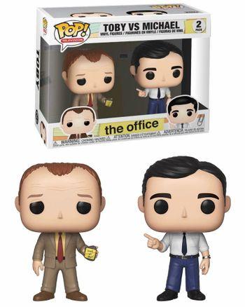 image de Toby vs Michael (2-Pack)