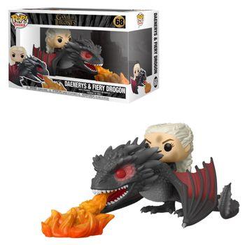 image de Daenerys & Fiery Drogon