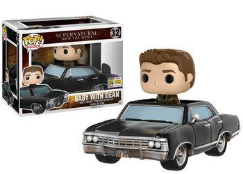 image de Baby with Dean [SDCC]