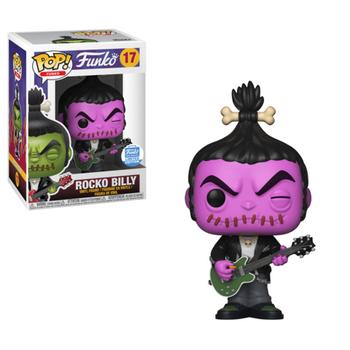 image de Rocko Billy (Purple)