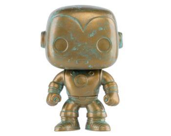image de Iron Man (Patina)