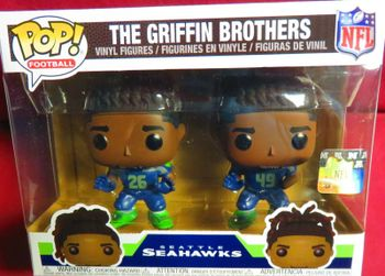 image de The Griffin Brothers (2-Pack)