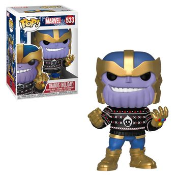 image de Thanos (Holiday) (Ugly Sweater)