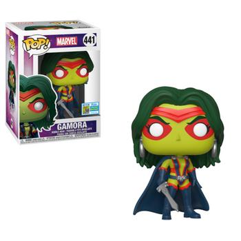 image de Gamora (Comics) [SDCC]