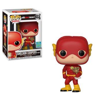 image de Sheldon Cooper as The Flash [Summer Convention]