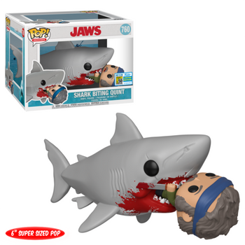 image de Shark Biting Quint [SDCC]