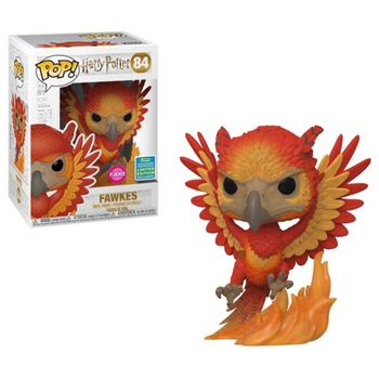 image de Fawkes (Flocked) [Summer Convention]