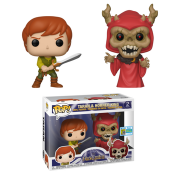 image de Taran & Horned King (2-Pack) [SDCC]