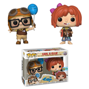 image de Carl & Ellie (2-Pack) [SDCC]