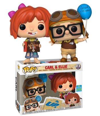 image de Carl & Ellie (2-Pack) [Summer Convention]