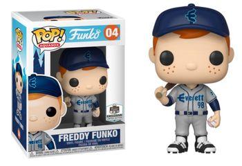 image de Freddy Funko (Grey Aquasox Jersey)