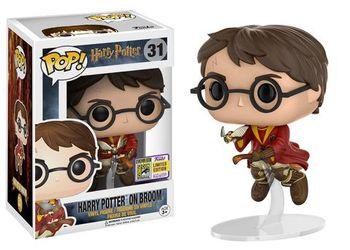 image de Harry Potter on Broom [SDCC]
