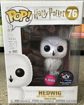 image de Hedwig (Flocked) [MCM]