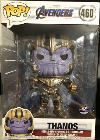 image de Thanos (Endgame) (10-Inch) [MCM]