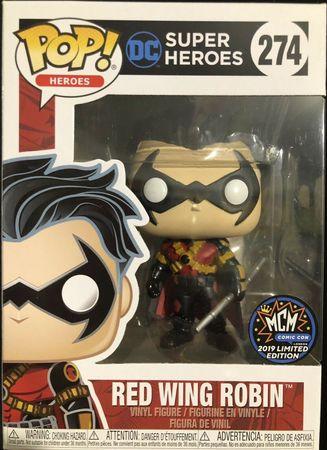 image de Red Wing Robin [MCM]