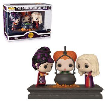 image de The Sanderson Sisters (with Cauldron)