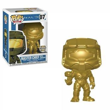 image de Master Chief with Cortana (Gold)