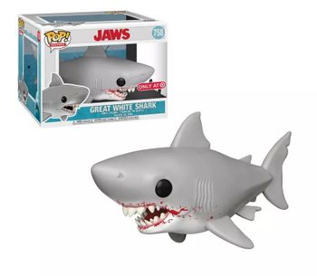 image de Great White Shark (Bloody)